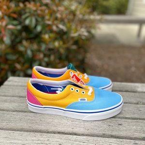 Van's Canvas Era Shoe-Multicolor